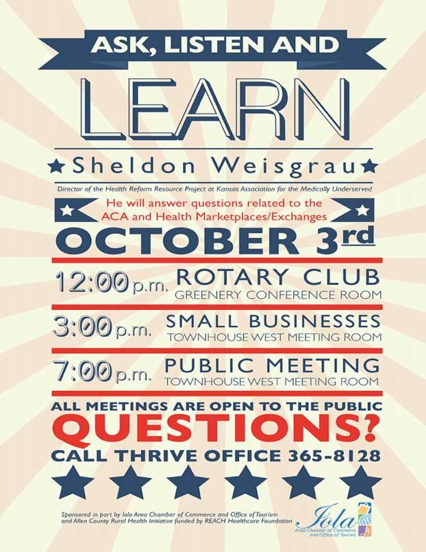 ACA Sheldon Weisgrau Poster