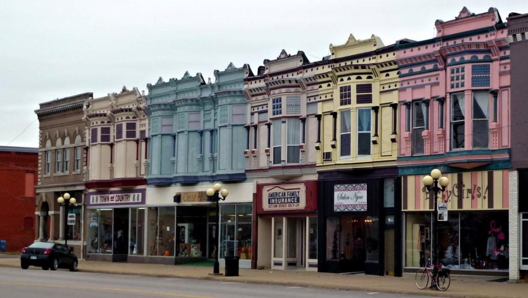 Downtown Iola