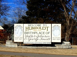 Welcome to Humboldt Sign